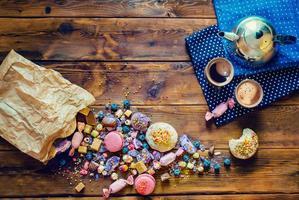 helle Süßigkeiten foto