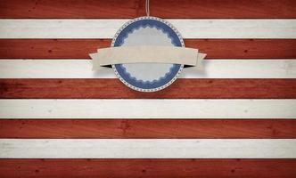 4. Juli, Hintergrund, USA-Themen-Composite, Kopierraum foto