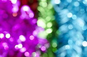 Weihnachten Bokeh Hintergrund