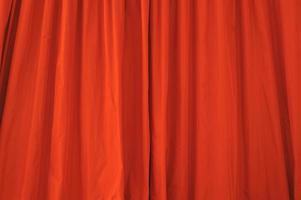 Vorhang foto
