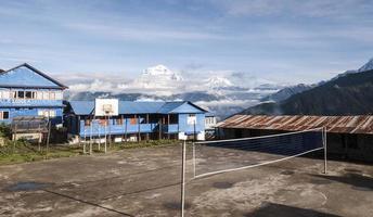 Sportplätze in Ghode Pani foto