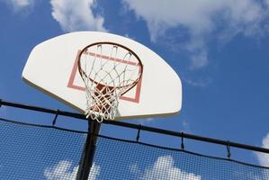 Basketballkorb foto