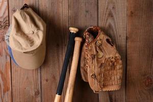 Baseball Stillleben foto