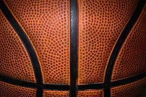 Basketballball Detail foto