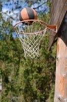 Basketball Swish foto