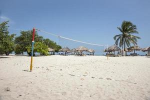 tropisches Strandresort, Trinidad, Kuba. foto