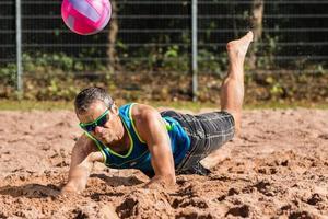 Beach-Volleyball foto