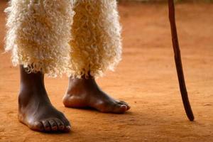 Zulu Füße