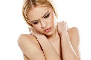 schmerzhafter Nacken