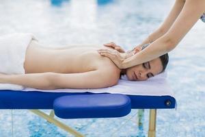 Massage foto