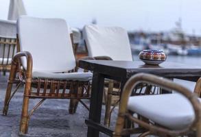 Sant'angelo d'ischia, Barhafen. italo entspannen. Mode foto