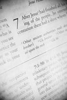 vorgestellte Bibelstelle