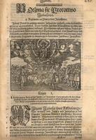 Holzschnitt aus der Bibel des 16. Jahrhunderts