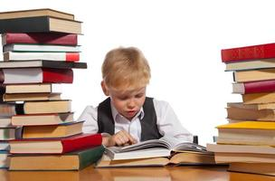 kleiner Leser