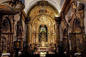 Knochen Kapelle in Faro foto