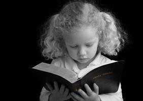 Bibelstudium foto
