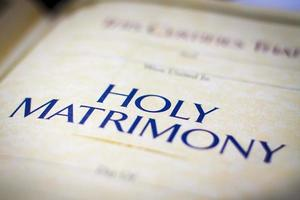 heilige Ehe