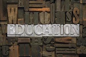 Bildung getroffen foto