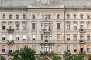 Nahaufnahmefoto eines Gebäudes foto