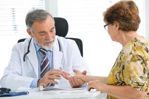medizinische Untersuchung foto
