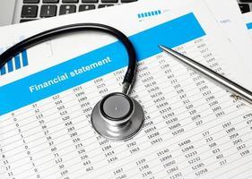 Finanzprüfung foto