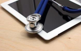 Online-Medizin foto