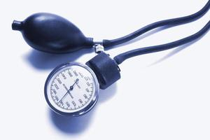 Blutdruckmessgerät foto