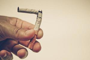 aufhören zu rauchen