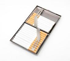 Zigarettenspitzen. foto