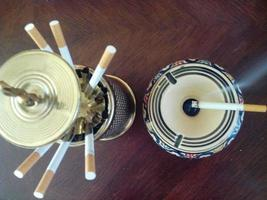 Zigarettenspender foto