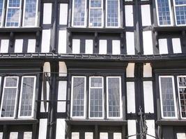 Tudorfenster foto