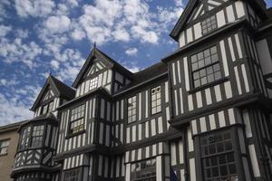 Tudorfassade foto