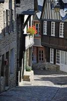 Fachwerkhaus in der Rue de Jerzual, Dinan foto