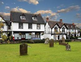 ein englisches Dorf