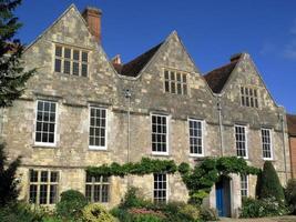 alte Tudor Villa foto