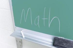 Mathematik foto