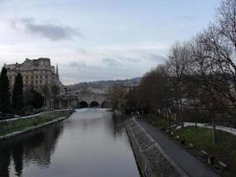 Pulteney Brücke foto