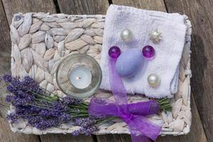Lavendel foto