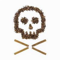 Rauchen tötet foto