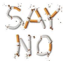 Rauchen verboten foto