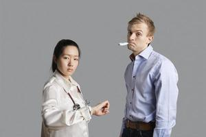 medezinische Angestellte