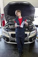 Mechaniker Garage