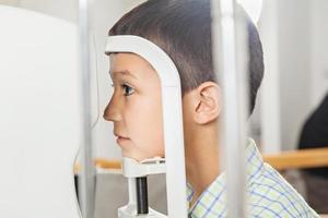 beim Optiker