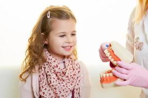 Zahnarztwerkzeug foto