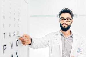 medizinischer Optiker