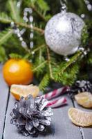 Weihnachten Stillleben foto