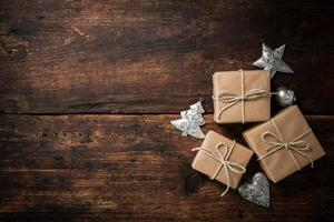 Weihnachtshintergrund foto