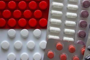 Medikation foto