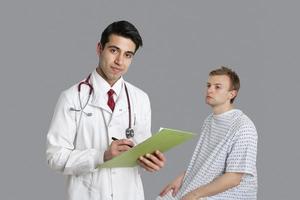 medezinische Angestellte foto