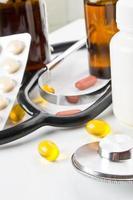 medizinische Gegenstände foto